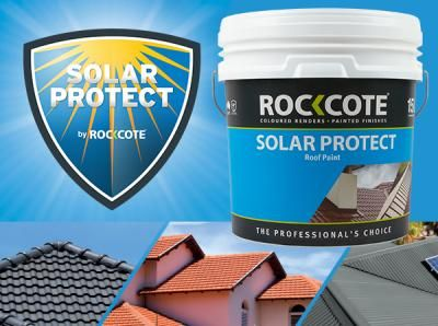 (D) Solar Protect   ROCKCOTE