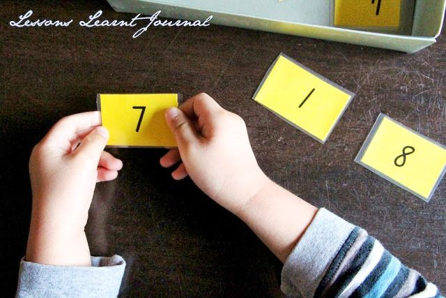 Learn with Play at home: Place Value Maths Game. (Guest post by Lessons Learnt Journal)