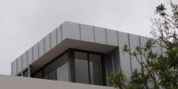 Beauty @ Bronte,  Pre-painted Silver 102 standing seam