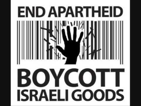End apartheid #BDS