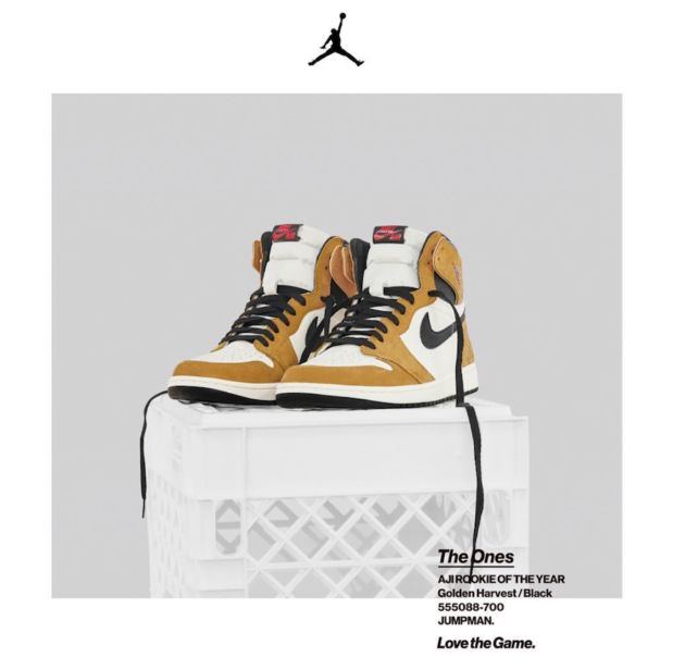 Who S Hyped For The Air Jordan 1 Retro High Og Rookie Of The Year