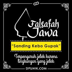 Sanding Kebo Gupak