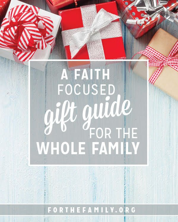 Want to make this Christmas meaningful? Join us as we start our shopping early to bring you our guide to gifts to give and receive that bless others. You can't go wrong with this list!