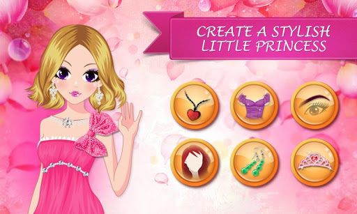Apply beautiful makeup on a little girl princess! Play with girl makeover, dress up the barbie, make the beauty the most cute girl!<p>A little girl wants to look cute and pretty. Give the fashionista a fabulous look, dressup princess with beautiful clothes, apply lipstick, mascara, change eyes color and select the best hairstyle!<p>Play with the look of the glamorous beauty. Change make-up of the model, enjoy the makeover game!<p>Features of Cute Little Princess Makeover Salon:<br…