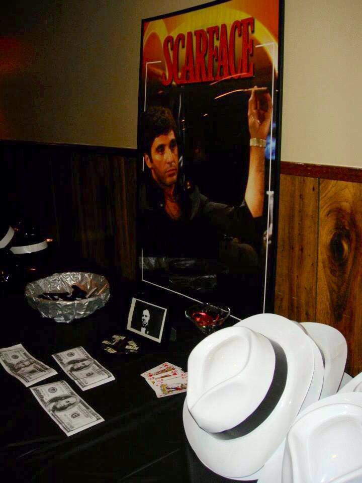 85 Best Scarface Party Theme Images On Pinterest