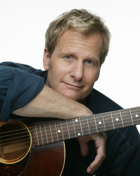 Jeff Daniels, actor, songwriter, playwright, and screenwriter--born in Georgia (U.S. state) but raised in Chelsea, Michigan