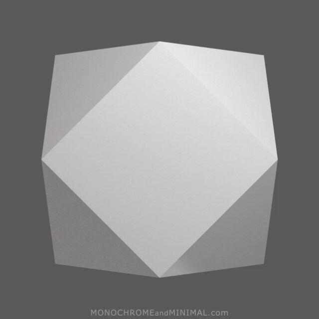 Symmetrical 007. Loop cycle for next VirtualReality Project by MONOCHROMEandMINIMAL. #3d #abstrakt #construction #design #digital #kunst #minimal #minimalism #ise #art #sculpture #medienkunst #symmetrical #3dminimal #cgi #forms #ise2017 #loop #mathart #constructivism #mediaart #konstruktive #kunst #constructed #works #concrete #animated #monochrome #geometricart #rotation