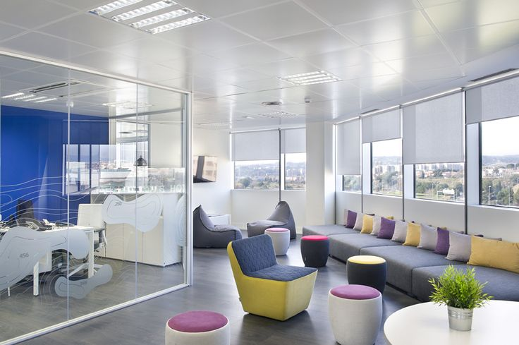 Mejores 38 im genes de office design en pinterest for Axa oficinas