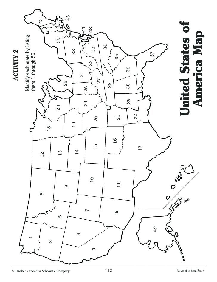 us map blank image map of the united states coloring page map of the United States Map with Cities and States us map blank image map of the united states coloring page map of the united states 728 x 945 pixels