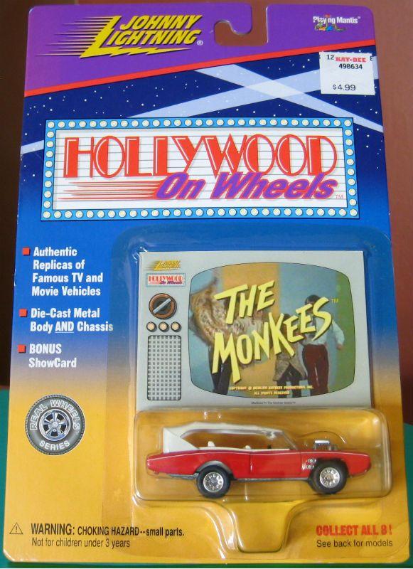 The Monkees Monkeemobile from the Johnny Lightning ...