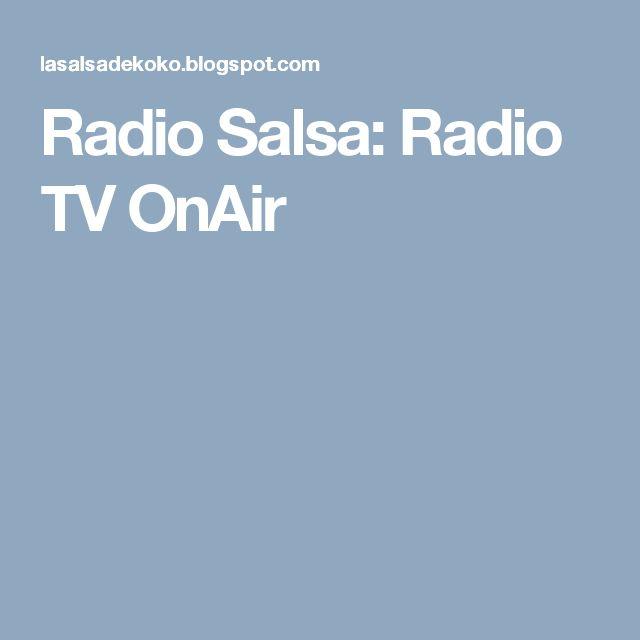 Radio Salsa: Radio TV OnAir