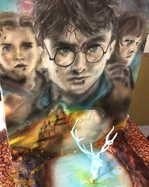 Harry Potter Cake - cake by EmyCakeDesign