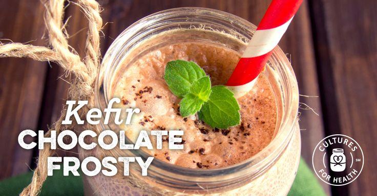 Kefir Chocolate Frosty
