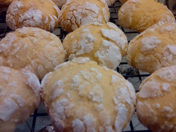 Orange cookie recipes