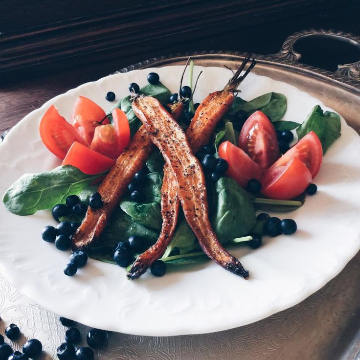 Spektrum smaku: Warzywa