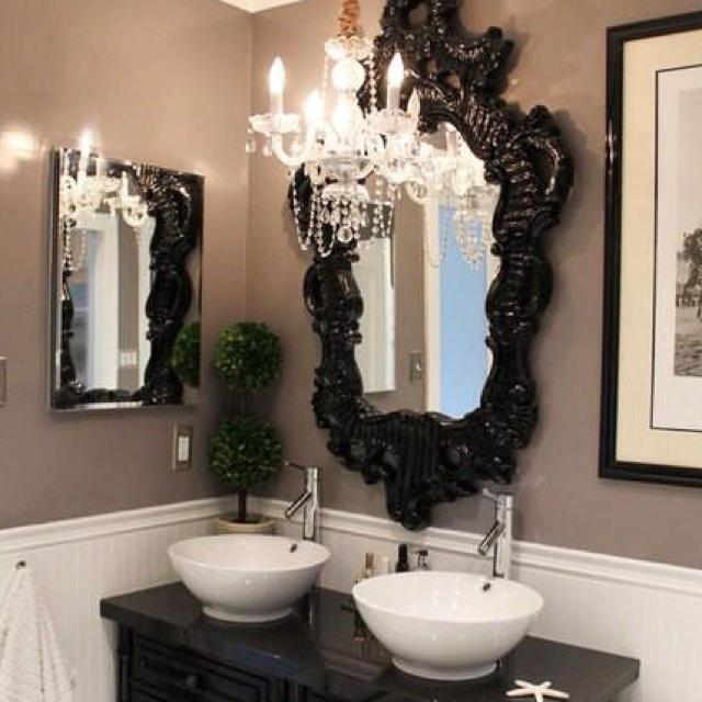 Love Mocha Paint Perfect In Our Bathroom Decor Ideas Pinterest Bathroom Inspiration