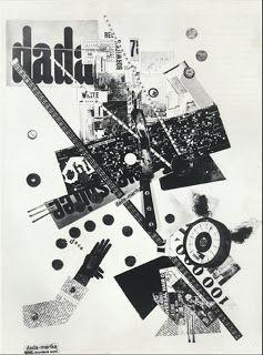 George Grosz y John Heartfield: Dada merika, 1920. Collage