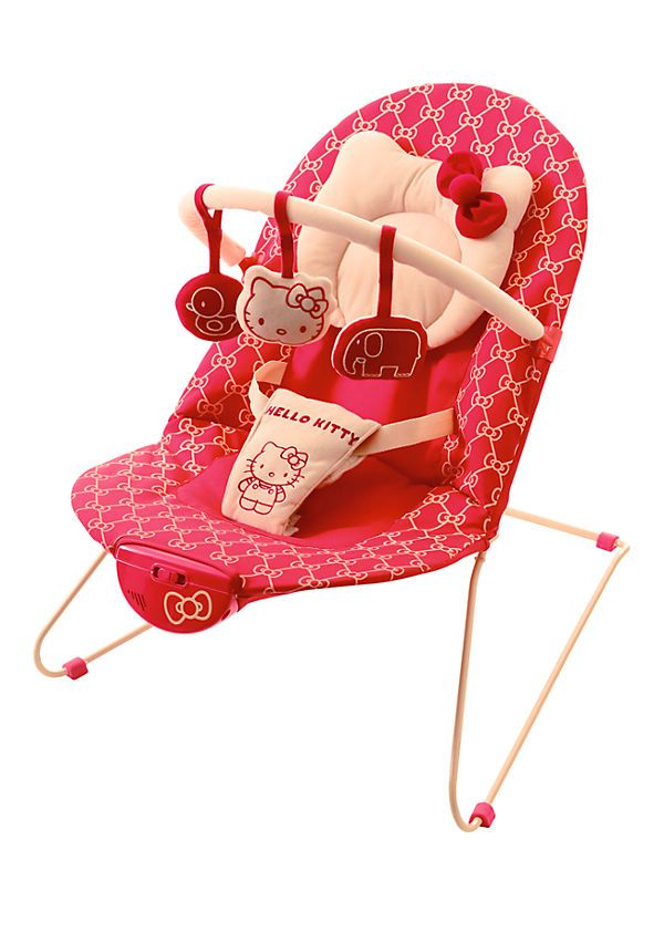 Getting this for my child one dayn HK |❣| HELLO KITTY Baby Bouncer