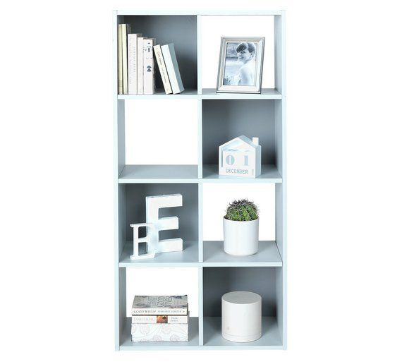 Buy HOME Squares 8 Cube Unit - Putty at Argos.co.uk, visit Argos.co.uk to shop online for Storage units, Storage, Home and garden