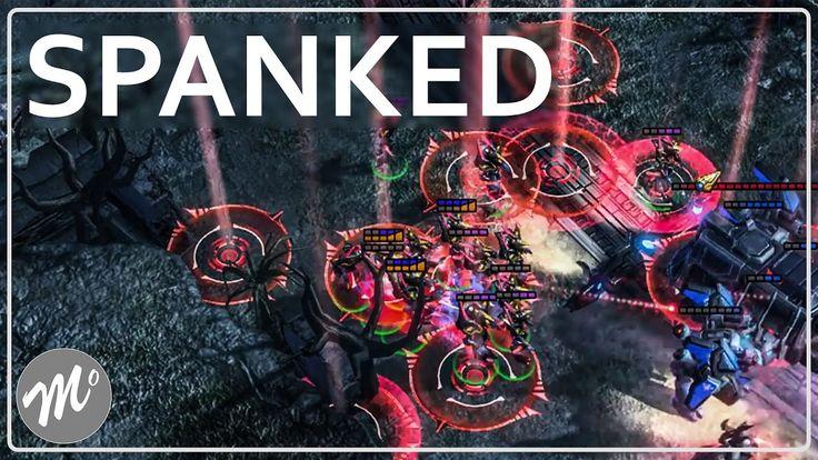 Getting Smashed in StarCraft 2 COOP (Random Mutators) #games #Starcraft #Starcraft2 #SC2 #gamingnews #blizzard