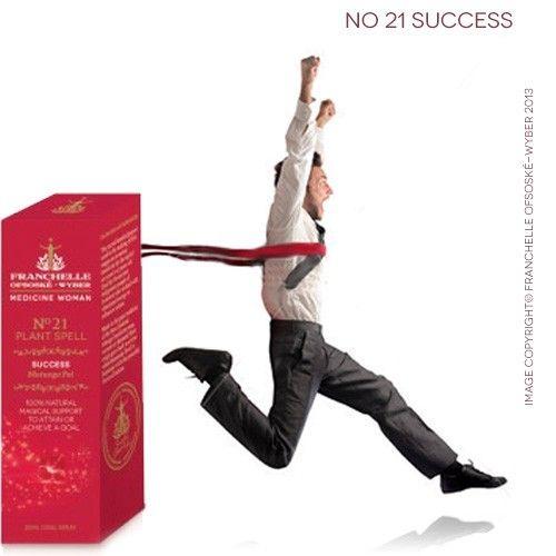 No 21 Success Spell