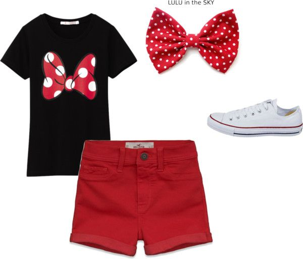 """Disney outfit!"" by adelinenicole on Polyvore"