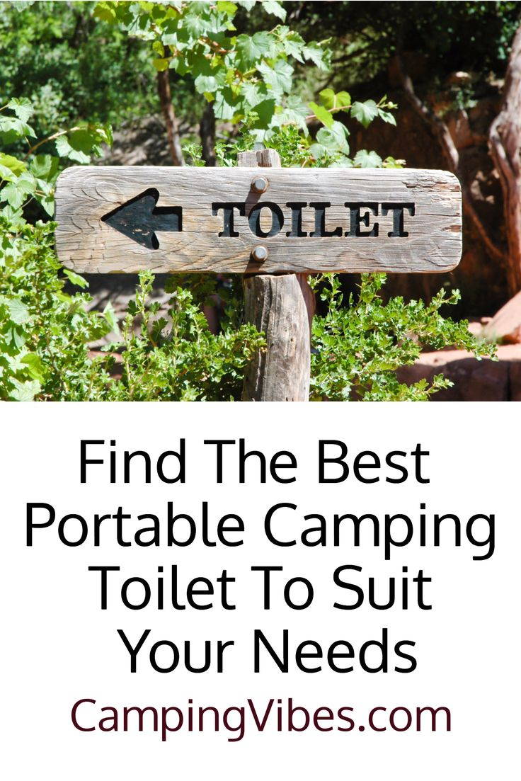 Best 10+ Portable camping toilet ideas on Pinterest | Van living ...