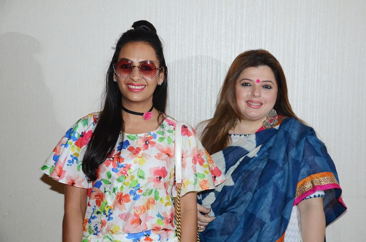 Ashita Dhawan and Delnaaz Irani at writer-director Shailendra Singh's Drinks, Drama Aur Dhokha short film launch