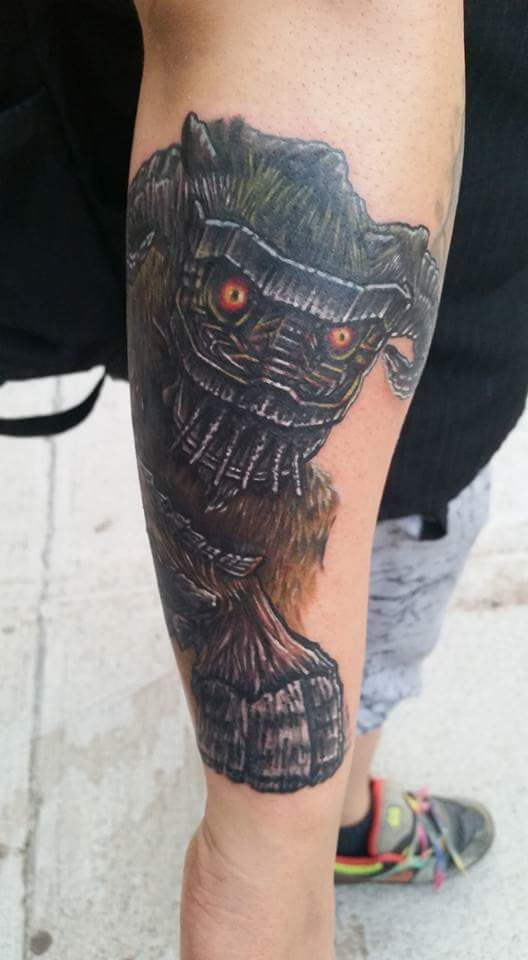 24 best camera tattoo images on pinterest camera tattoos for Shadow of the colossus tattoo
