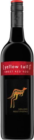 Love all Yellow Tail wine but especially love this new Red Roo.