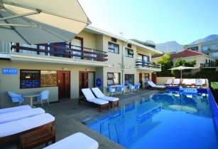 Camps Bay Apartments: Camps Bay Resort