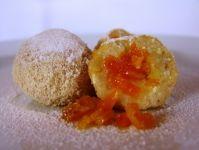 Enjoy food and sweets in Lobbybar, Hotel Kaskady #gastronomy #restaurant #hotel #kaskady #food #sweets