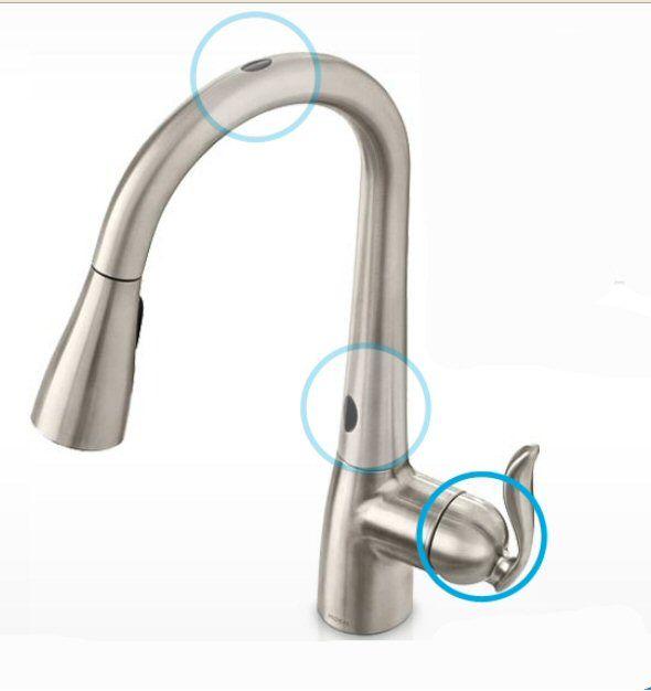 Motion Sensor Bathroom Faucet Kitchen Faucet Best Kitchen