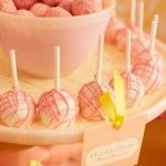 Colored CakePops