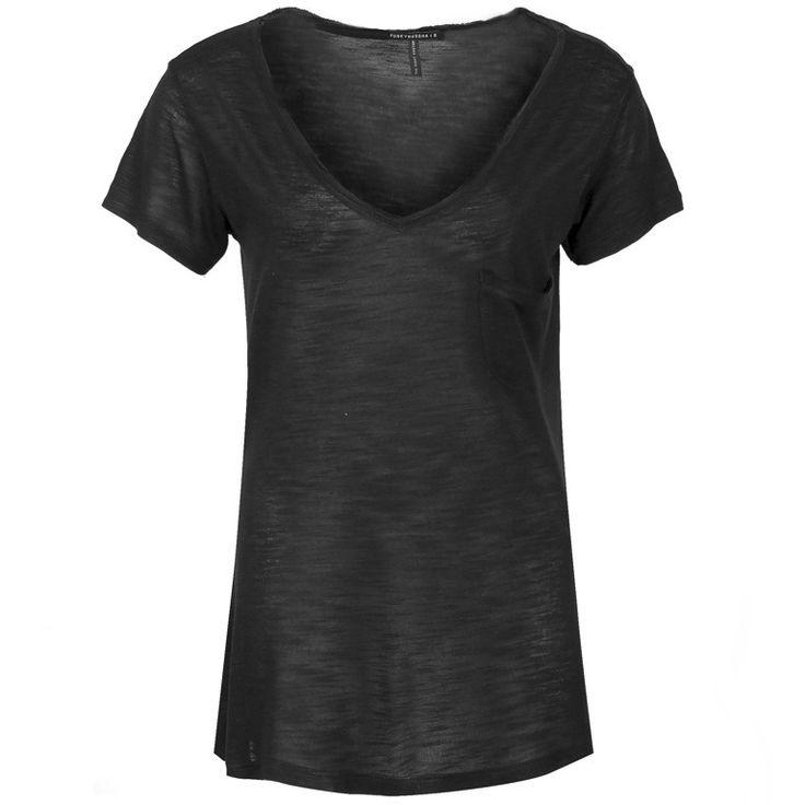 """Γυναικεία Μπλούζα T-Shirt """"Jessica"""" Funky Buddha - http://women.bybrand.gr/%ce%b3%cf%85%ce%bd%ce%b1%ce%b9%ce%ba%ce%b5%ce%af%ce%b1-%ce%bc%cf%80%ce%bb%ce%bf%cf%8d%ce%b6%ce%b1-t-shirt-jessica-funky-buddha/"""
