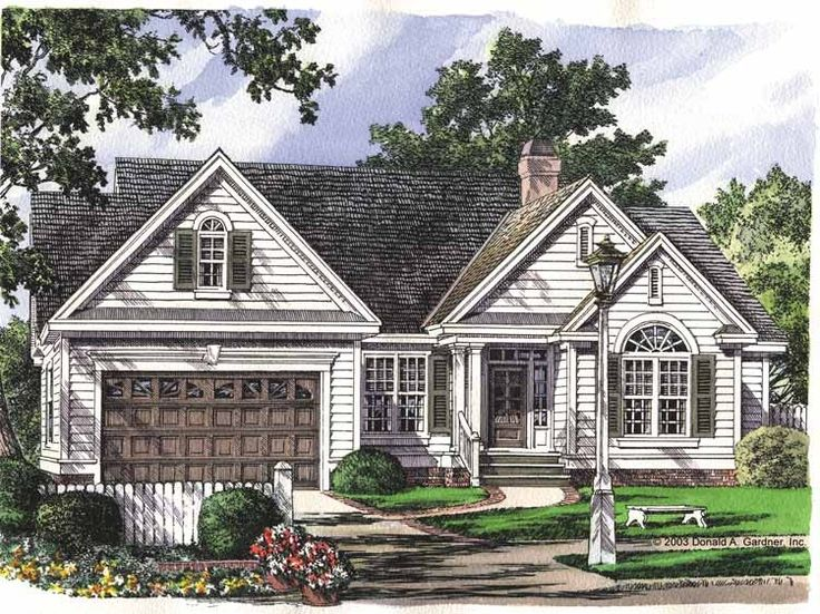 Cottage+House+Plan+with+1535+Square+Feet+and+3+Bedrooms+from+Dream+Home+Source+|+House+Plan+Code+DHSW41921