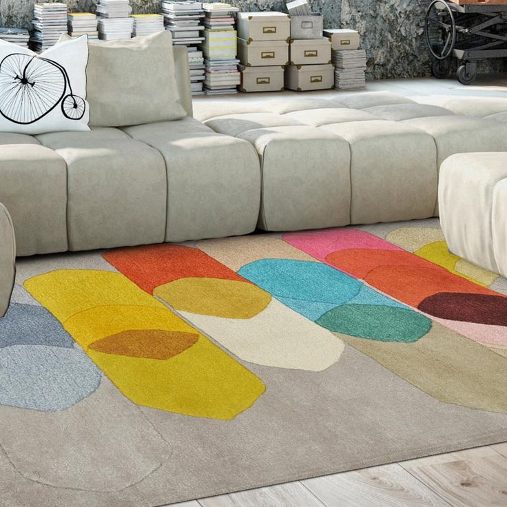 Geometric Facets for Underfoot