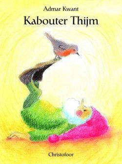 Kabouter Thijm: Boek gekregen van tante Lizette