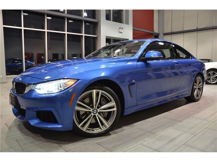 2014 BMW 4 Series i xDrive M-PKG With Only 38.120 km! – Oakville