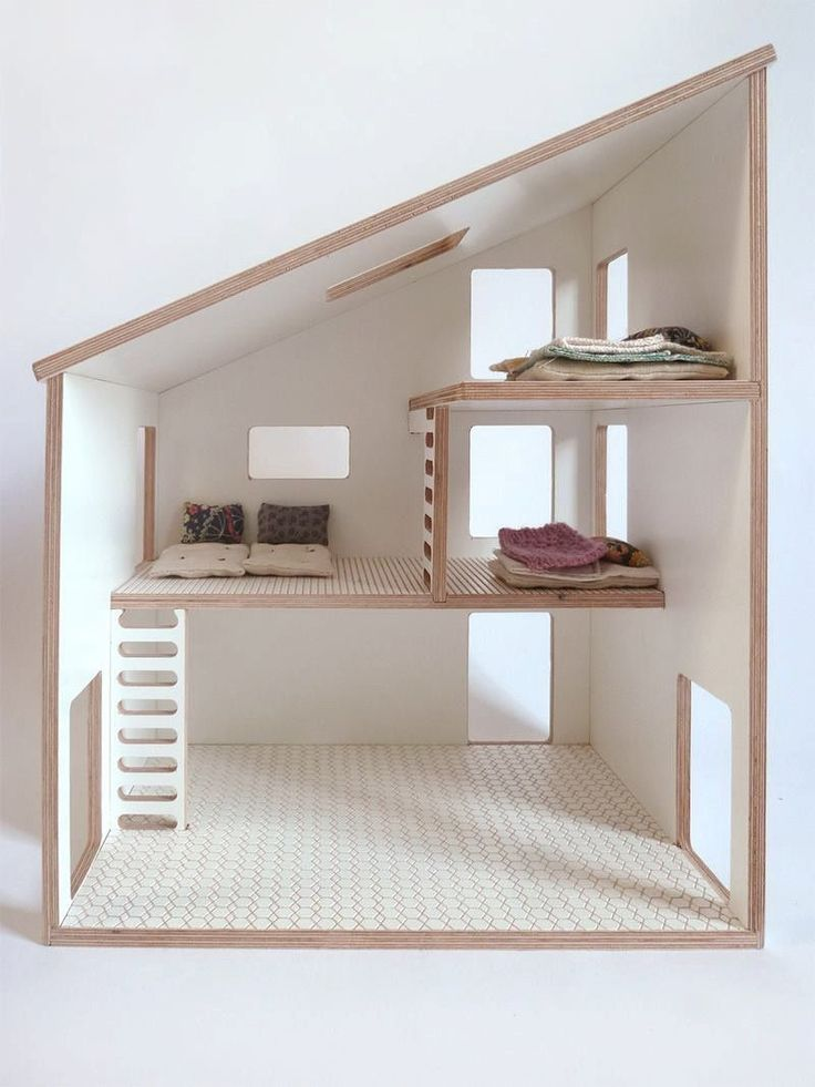 Best 25 modern dollhouse ideas on pinterest doll house for House furniture ideas
