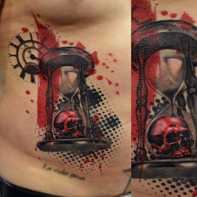 Hourglass tattoo trash  76 best Tattoo images on Pinterest | Drawings, Tattoo ideas and ...