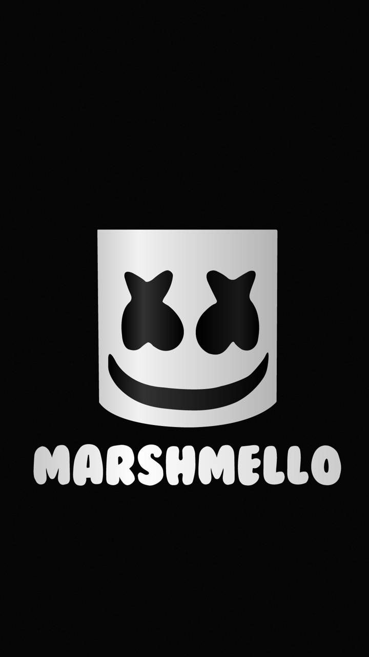 Marshmello Wallpapers And Top Mix Deadpool Logo Wallpaper Cute Wallpapers Marshmallow Pictures