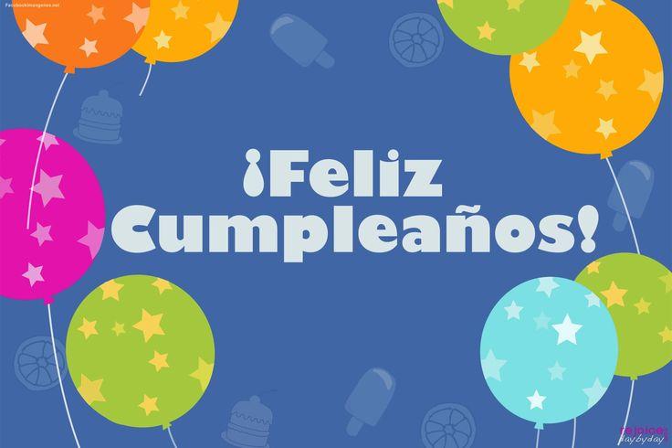 Tarjetas De Cumpleaños Facebook Para Compartir Gratis 3  en HD Gratis