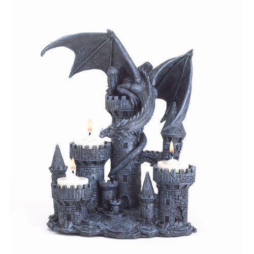 Dragon Candleholder Manufacturer: Home Locomotion SBEX37960 $29.05