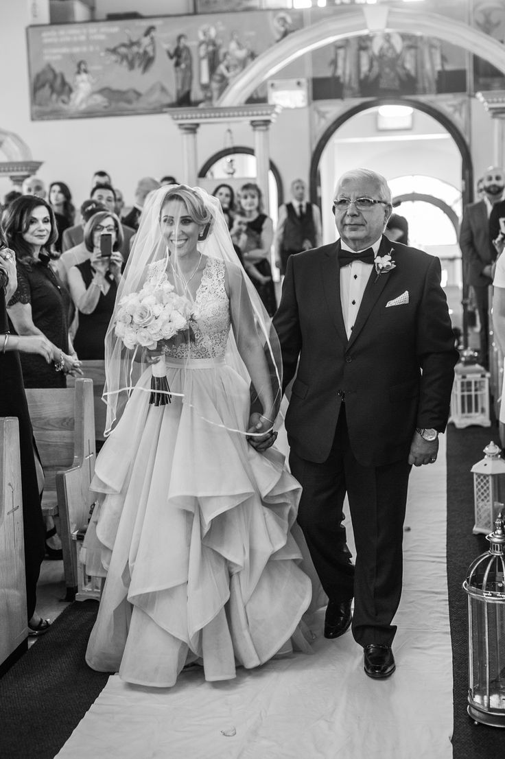 My Big Fat Greek-Armenian Fairytale Wedding