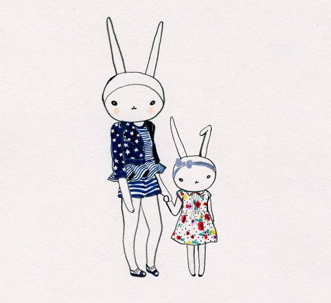 Fifi Lapin: Fifi Lapin & Mamas & Papas