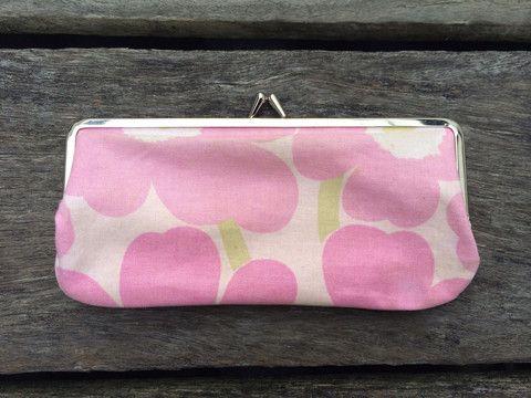 Marimekko Pink Pencil Purse or Glasses Case