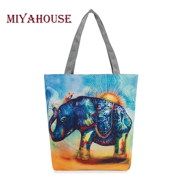 Cartoon Elephant Printed Casual Tote Female Canvas Handbags Daily Use Single Shoulder Bags Women Canvas Shopping And Beach Bag //Price: $9.99 //       #LiveYoungLiveFree    #shoutoutback #shoutout4shoutou #so #so4so #soback #shoutouter #shoutouts #tagblender #shoutout4shoutout #s4s #shoutoutforshoutout #sobackteam #thankyou #shoutmeout #shout_out #shouts #shoutoutpage #shoutouts_4_pets #shoutoutme #shoutoutshere #shoutouts4free #shoutouts_4_cats #shoutoutsforyou #shoutoutplease #f4f #l4l…