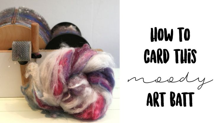 How to Card an Art Batt Inspired by A Mood or Emotion