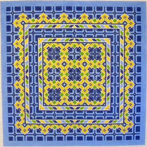 25 Creative Patchwork Tile Ideas Full Of Color And Pattern: Best 25+ Yellow Tile Ideas On Pinterest